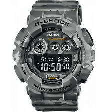 Casio G-shock Gd-120cm-8er Herrenuhr Quarz Gummy Armband
