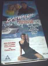 Baywatch - White Thunder at Glacier Bay (VHS, 1998, Special Bonus Edition)