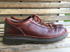 DR. MARTENS PERRY Redwood Leather Casual Bicycle Toe Oxfords Mens US 13/EU 47