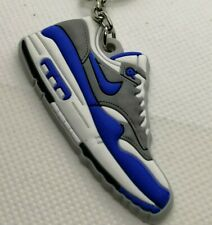 Porte cles Nike Air Max 1 OG blue Keychain Sneakers accessories