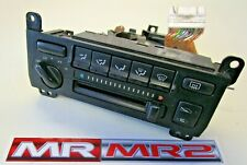 Toyota MR2 MK2 SW20 Heater Control Panel Unit Switch (none ac) - 1989-1999
