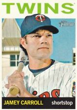 Heritage Single Baseball Cards