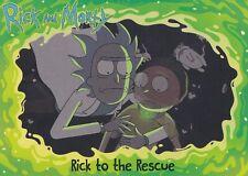 Cryptozoic Rick and Morty Season 2 BASE SET U Pick Card #1-45 Justin Roiland &