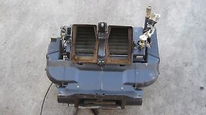 1994 PORSCHE 968 AC HEATER AIR CONDITIONER EVAPORATOR CORE MOTOR ASSEMBLY