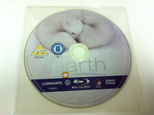 Earth - Disco Blu Ray Bellamente Filmado Documental PATRICK STEWART - DISCOS