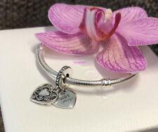 Pandora My Wife Always Charm, Bracelet Bead, Original, Brand New, #792099CZ