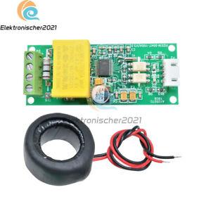 PZEM-004T AC Digital Multifunction Meter Watt Power Volt Amp Current Test Module