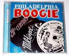 "Philadelphia Boogie Lee Brown James Carter Great ""Gates"" Jimmie Grissom CD New"