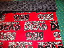 Embroidered Personalized STANDARD Pillowcase Walking Dead