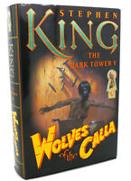 Stephen King, Bernie Wrightson WOLVES OF THE CALLA  1st Edition 1st Printing