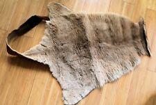 More details for nice kangaroo skin.