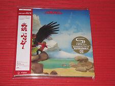 2016 REMASTER BUDGIE Never Turn Your Back On A Friend  JAPAN MINI LP SHM CD