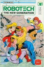 Robotech: the New Generation # 15 (estados unidos, 1987)