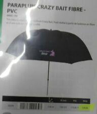 parapluie pêche sensas crazy bait 250cm