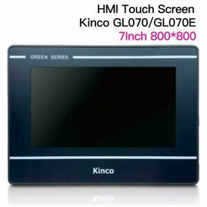 7'' Inch Kinco GL070E HMI Touch Screen Panel Ethernet Human Machine RS232 RS422