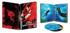 THOR: RAGNAROK [BLURAY, DVD, & DIGITAL COPY] STEELBOOK