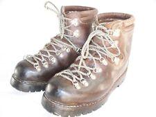 Vintage LOWA Mountaineering Boot Men size 7.5 M Retro Sturdy Waterproof