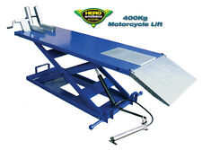 Motorcycle Lift / 400Kgs Foot Pump or Pneumatic Motorbike Service Hoist
