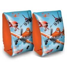 Braccioli Bracciolo Gonfiabile Mare Piscina Nuoto Disney Planes 25x15 cm