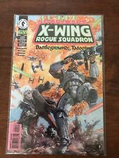 Star Wars XWing Rogue Squadron Battleground Tatooine 4 Comic Book FREE bag/board