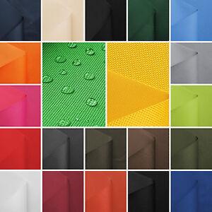 Carry Segeltuch / Canvas Stoff wasserdicht & winddicht, sehr robust & abriebfest