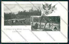 Varese Valcuvia Brenta Cittiglio Militari cartolina QQ6777