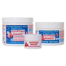 Egyptian Magic All-Purpose Skin Cream 100% Natural Formula, Total 5.25 Oz Ounces