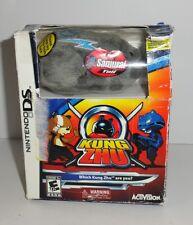 Kung ZHU Bundle Samurai Tull for Nintendo DS