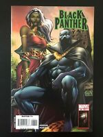 Black Panther #36 Scrull Variant 2005 Series 2008 Marvel Comic Book