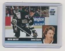 1993-94  SCORE DREAM TEAM # 11  WAYNE  GRETZKY       WOW
