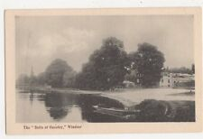 The Bells of Ouseley, Windsor Postcard, B307