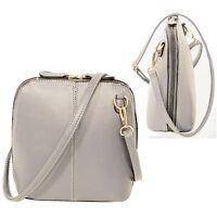 Fashion Women Faux Leather Satchel Handbag Shoulder Tote Messenger Crossbody Bag