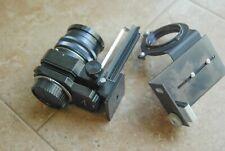 Minolta MD  mount Minolta MD 100mm F4 Macro lens with Bellows