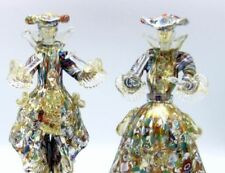 Murano Multi Sculpture Italian Art Glass
