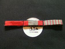 A0237 -Placard rappels Légion d'Honneur OPEX Croix du Combattant -French ribbons