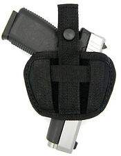 RH LH Tactical Nylon OWB Thumb Break Belt Holster MED/LARGE AUTOS - Choose!