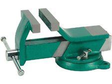 Stahl-Parallel-Schraubstock drehbar 150mm NEU AF124-150