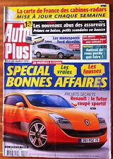 AUTO PLUS du 21/02/2006; Les abus des assureurs/ Ford Galaxy, S-Max/ Bonne affai