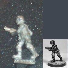 Rezolution ABG2004 CSO Trooper Sergeant #1 (1) 30mm Miniature Infantry Officer
