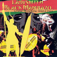 Ladysmith Black Mambazo - Ilembe: Honoring Shaka Zulu (CD, Heads Up) Let's Do It