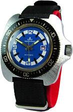 Meister Anker diver design Herren Armbanduhr vintage hand winding men´s watch