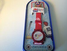 Detroit Red Wings KIDS sun Time new / vintage 1995