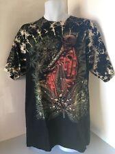 "Skull Shirtz Studded T-shirts - ""Survivors T Shirts""- Size XL -  Black"