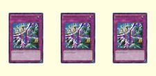 Dimensional Prison X 3 Ultra Rare RYMP Mint  English YU-GI-OHI! Cards