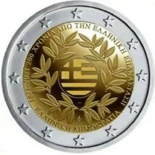 Griekenland 2021 - Griekse revolutie - 2 euro CC - UNC
