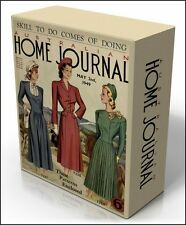 THE AUSTRALIAN HOME JOURNAL 17 Issues on CD-Rom Vintage Fashion 1940s 1950s