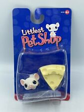 Hasbro 2004 LITTLEST PET SHOP LPS NEW MOC Blister NEUF : Souris / Mouse