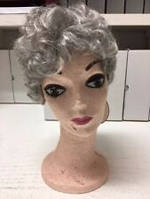 Women's Synthetic Lightweight Handmade Wig for Wear, Costumes, or Cosplay!