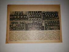 Lake City Bemidji Winona Wabasha Minnesota High School 1922 Football Team Pic