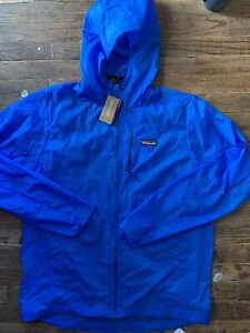 Patagonia Houdini Running Jacket - Men's Large ~ $99.00 24142 Black